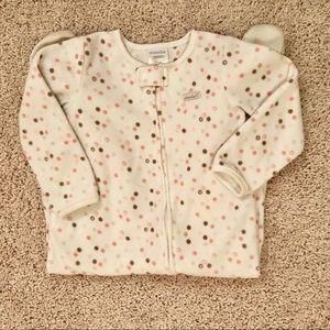 Absorba Pajamas - 5/$25, 2 fleece girls onesie pajamas, size 24M